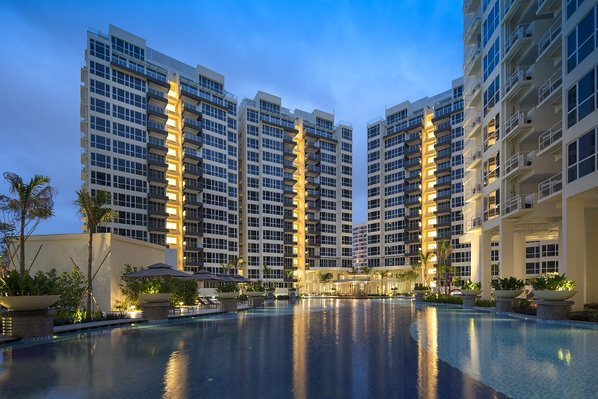 Trilliant EC :: By Sim Lian Group :: Developer for Treasure Crest Singapore EC